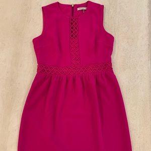 Pink Trina Turk short dress NWOT